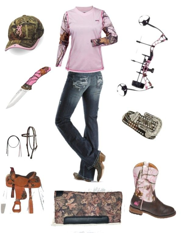 """""""Ready for the Hunt"""" by tanya-cochran-sieh on Polyvore"""