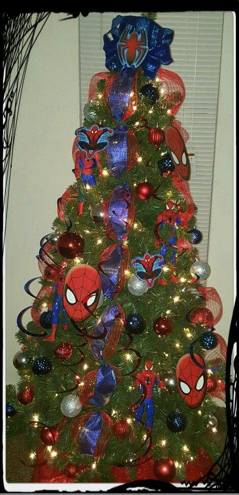 31 best spiderman christmas images on Pinterest | Spiderman ...