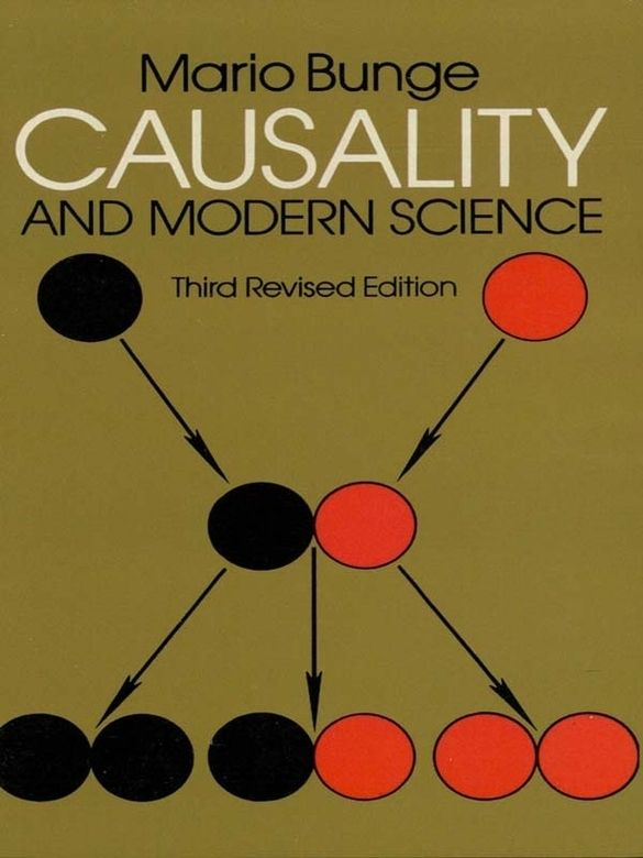 Causality And Modern Science Third Revised Edition Science Social Science Edition