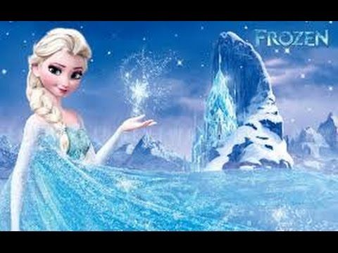 Let it go !! FROZEN song with milly