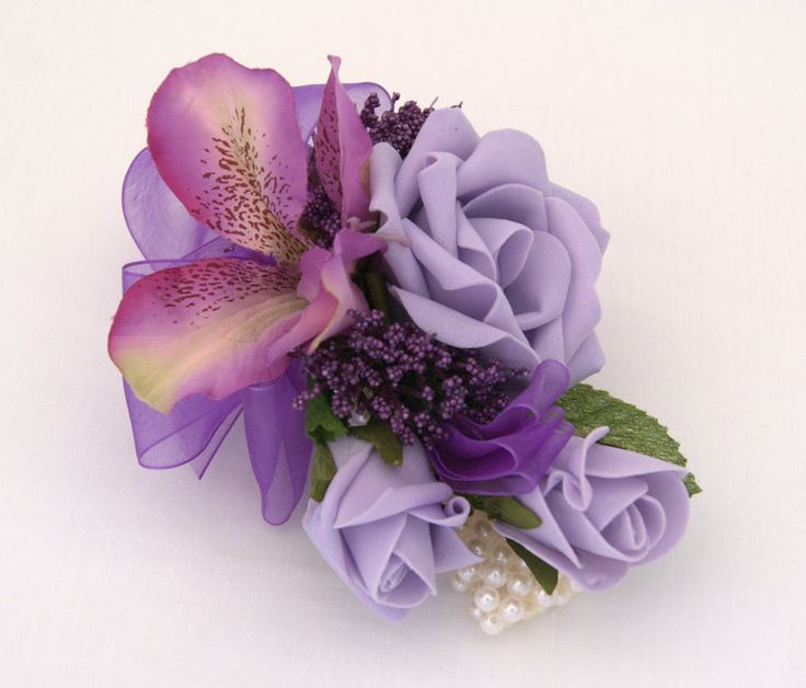 lilac wedding flowers lilac corsage home wrist corsages wrist corsage 5542