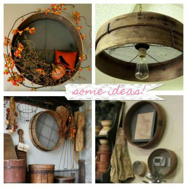 "#eclecticfindsnh #antique #antiques #primative #decor #collectable #sifter If you like my items for sale join my group ""eclectic finds nh antiques and vintage""  https://m.facebook.com/groups/1635350260045582"