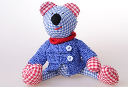 Katalóg produktov > Svet hračiek > Medveď Ernest