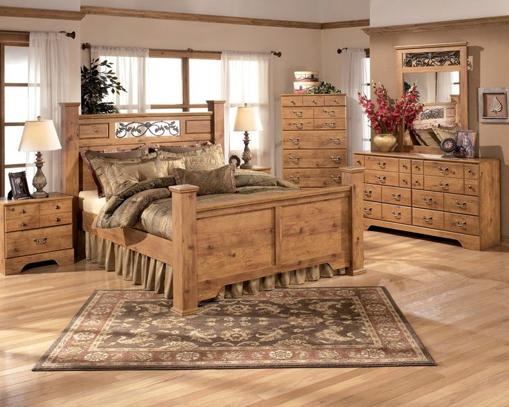 Ashley Bittersweet King Queen Poster Headboard Bedroom Set  with under bed  Storage Best 25  Ashley furniture bedroom sets ideas on Pinterest  . Four Poster Bedroom Sets. Home Design Ideas
