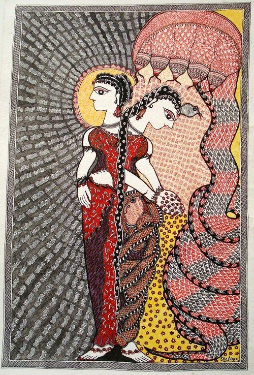 pepupstreet.com, Madhubani Painting, pep-up