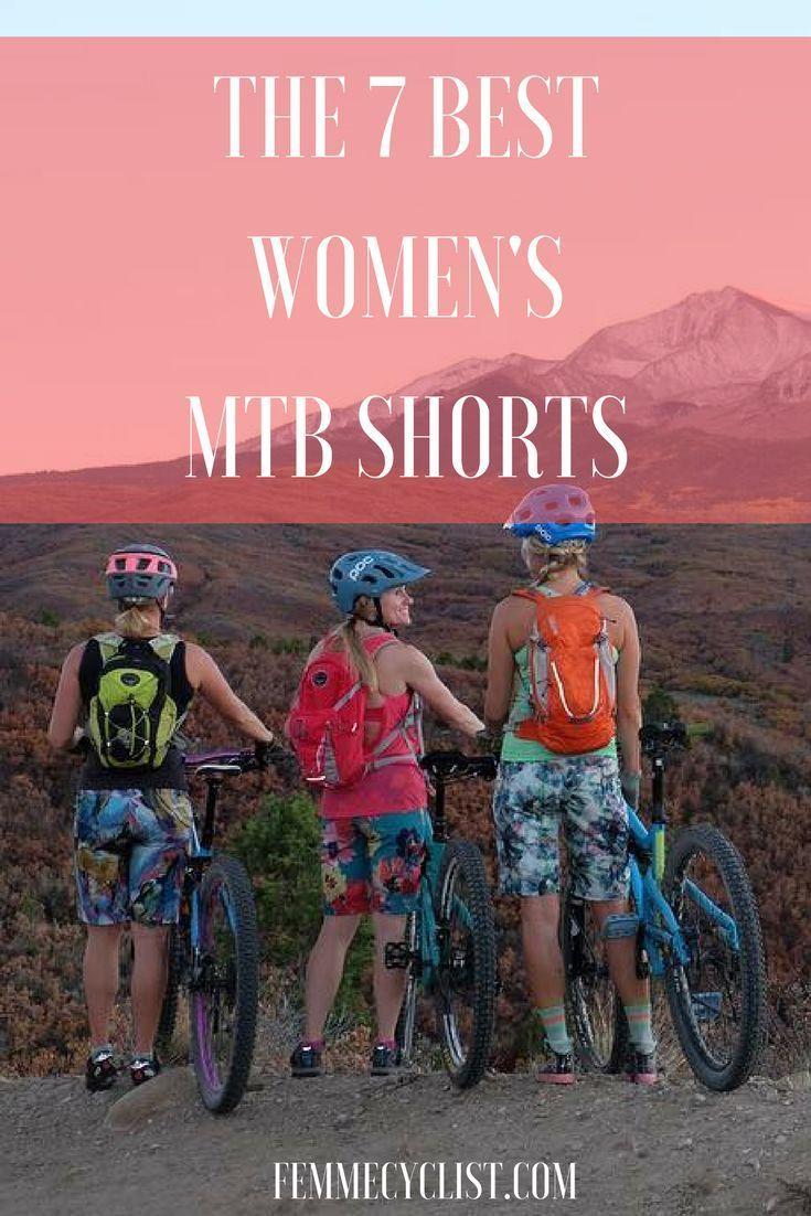 7 Best Women S Mountain Bike Shorts In 2020 Biking Outfit Mountain Biking Women Mountain Bike Shorts