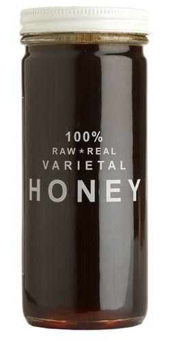 Buckwheat honey...I'd like me some of this