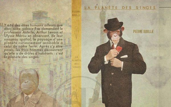Crítica   O Planeta dos Macacos, de Pierre Boulle (1963)