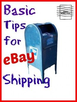 Beginner's Guide for USPS Domestic Shipping on eBay Also check out gilldaddy youtube for ebay and Amazon help! https://www.youtube.com/channel/UCrEr_jnVnUFhnwnDHwnWzLQ