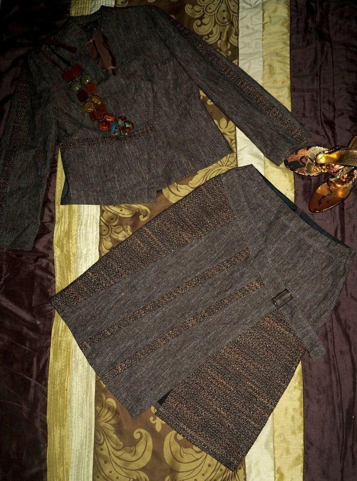 Elegancka wizytowa garsonka kostium wełna 40-42 (5747254553) - Allegro.pl - Więcej niż aukcje.