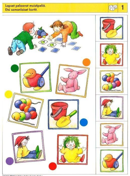 Piccolo: blokken 2 kaart 1