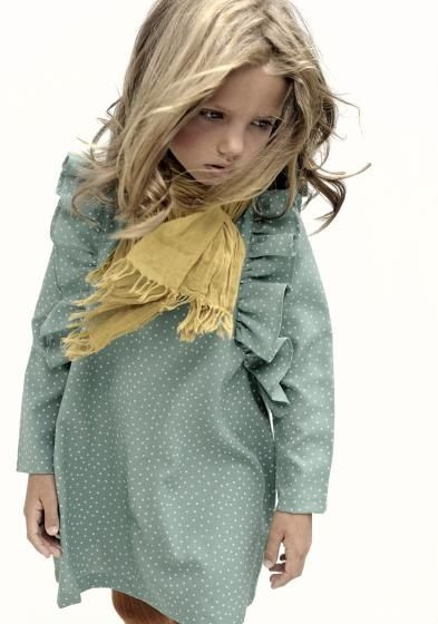 fashion European style children