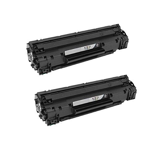 A PLUS 2 PK Replacement For Canon 137 CRG137 and HP CF283A (83A) & Toner Cartridge For LaserJet Pro MFP M125a M125nw M127fn M128fn M225dn M201 ImageClass LBP151dw MF212w MF216n MF217w MF227dw MF229dw #PLUS #Replacement #Canon #Toner #Cartridge #LaserJet #ImageClass #LBPdw #MFdw