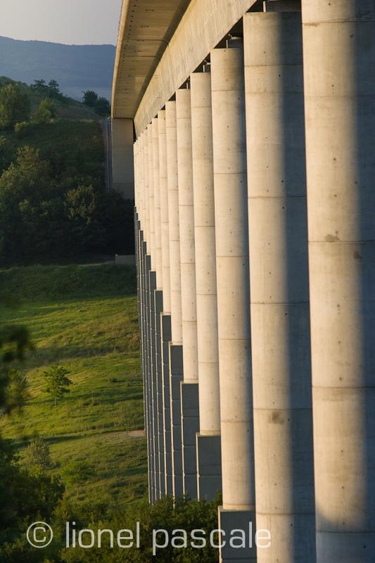 Viaduc de la Grenette - La Roche-sur-Grane