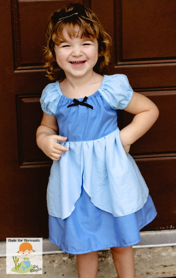 everyday princess dresses (Cinderella Ball Gown - via Etsy)