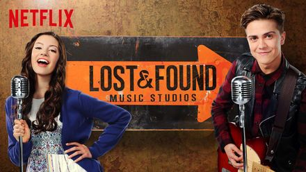 "Check out ""Lost & Found Music Studios"" on Netflix"