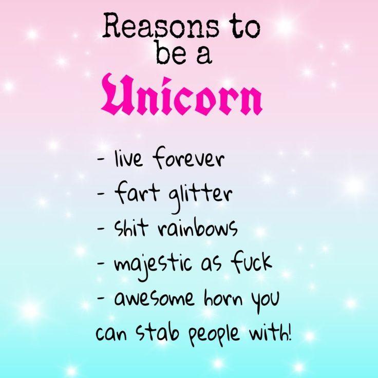 25 best unicorn humor ideas on pinterest farts funny funny unicorn and iowa funny. Black Bedroom Furniture Sets. Home Design Ideas