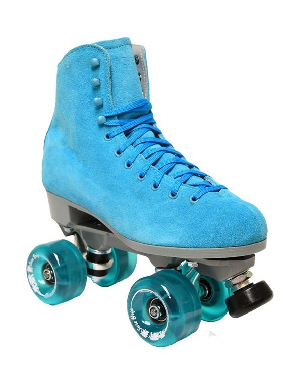 The Boardwalk Fame skate is now available in four fun vibrant colors to skate outdoors. The package includes an all suede boot for added comfort with a stitched sole for extra durability and Fame indo