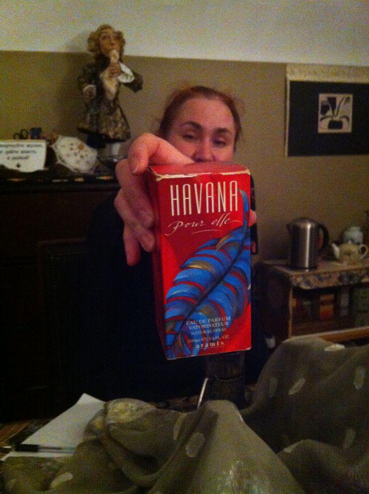 Хороша Havana от Aramis!