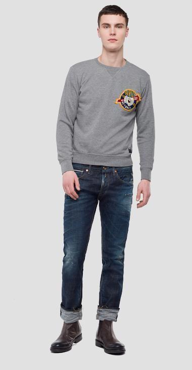 Pin by Chris Cooper on young mens | Sweatshirt fleece ...