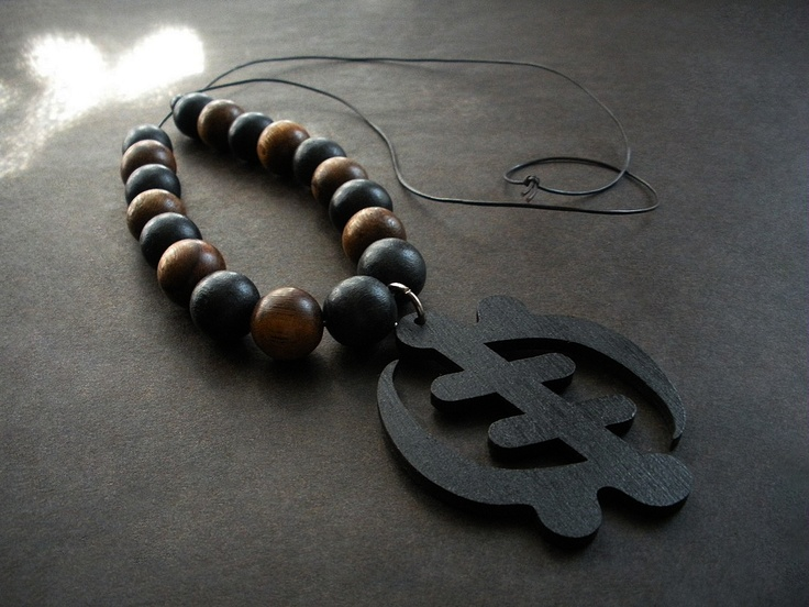 the adinkra is the spiritual symbol for the west african people, and its associated with nyame...