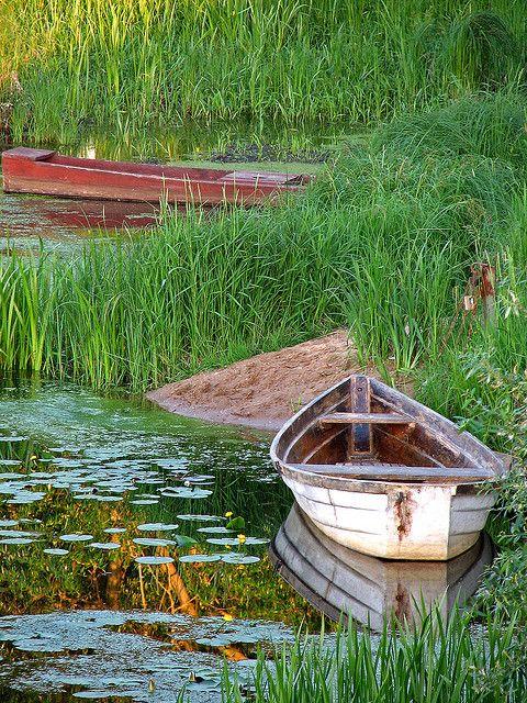 boats, Poland