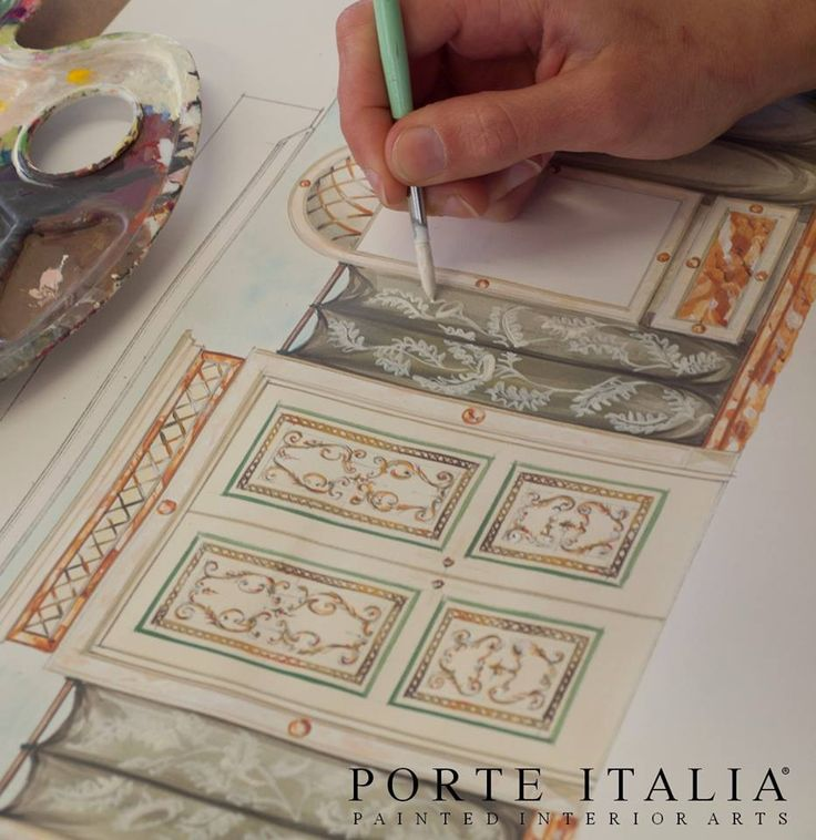 Our great artists at work, ready to create unique masterpieces for you!   #homedecor #italianfurniture #handmade #paint #art #craftmanship #handpaintedfurniture #interiordesign #interiordesigner #venetianstyle #handcrafted #interiordecorating #porteitalia #porteitaliainteriors