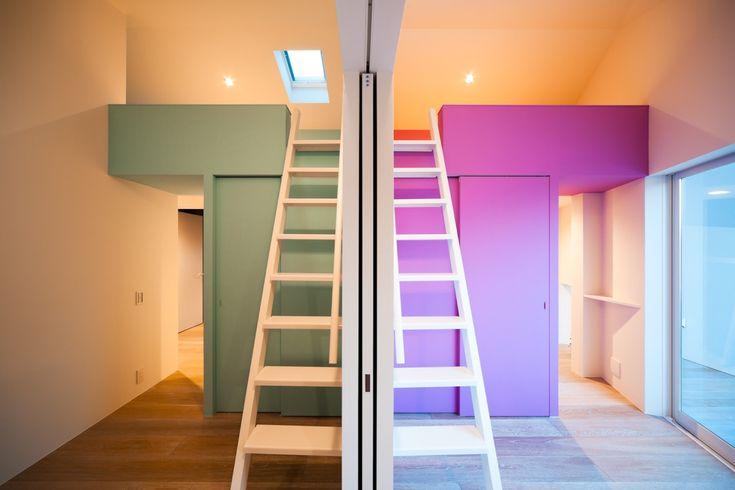 House in Nagoya,Courtesy of Atelier Tekuto