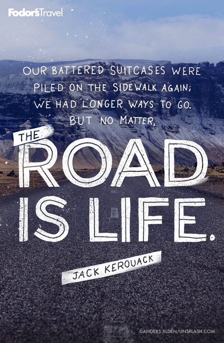 #travelquote #inspiration #quote #jackkerouack #travel