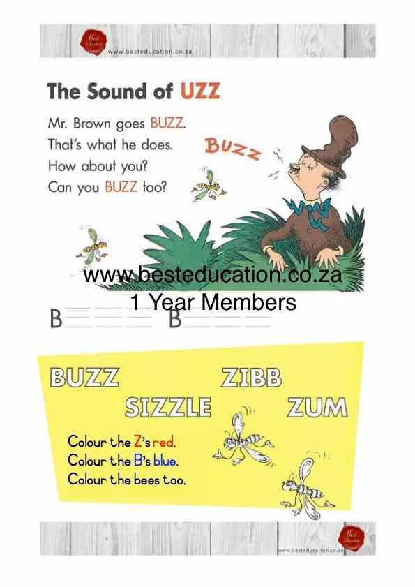 Activity book - Dr. Seuss https://besteducation.co.za/shop