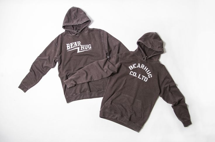 Our Washed Logo Hoodies are a must have for anyone's wardrobe!