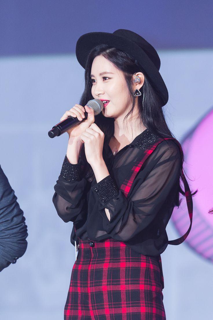 Seo Ju-hyun(born June 28, 1991), known professionally asSeohyun, is a South Koreansingerandactress. She is a member of South Korean girl groupGirls' Generation