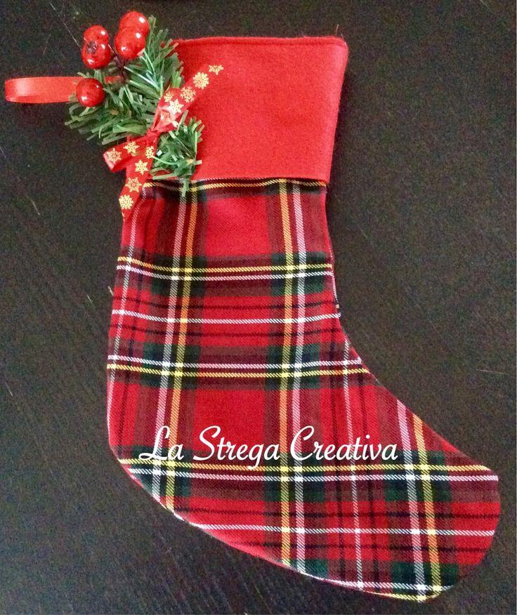Ciao a tutti, oggi vi mostro cosa ho creato con questo tipo di tessuto; il tartan(tessuto scozzese).Mentre mettevo un po' di ordine nella mi...
