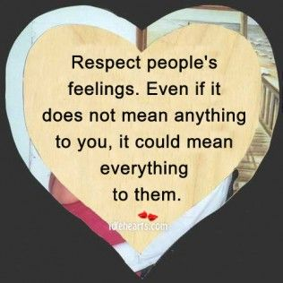 Respect Quotes - Bing Images
