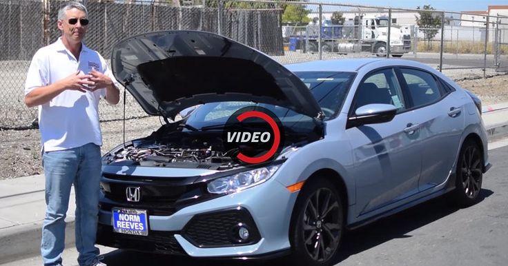 Hondata's ECU Flash Makes Civic Turbo More Powerful Than Si #Honda #Honda_Civic