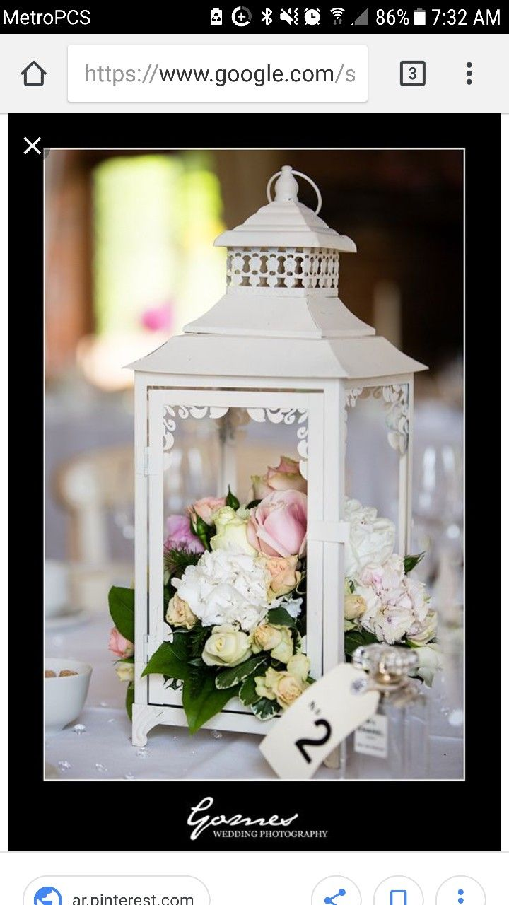 Pin By Dimita Louloudi On Diakosmhsh Gamoy Lantern Centerpiece Wedding Wedding Centerpieces Wedding Table