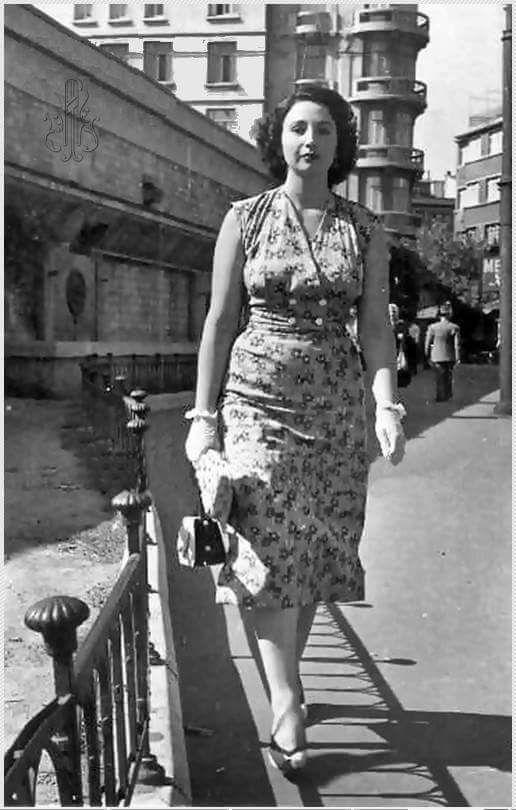 50s  #Istanbul #Taksim