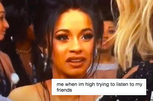 10 Times Confused Cardi B Accurately Described Your Feelings