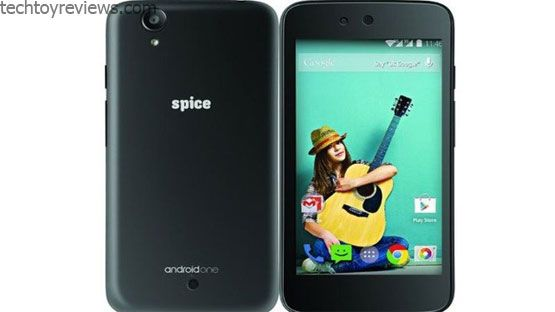 Spice Dream UNO first Android One phone Rs. 6399 flipkart