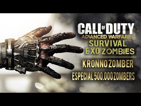 COD AW EXO ZOMBIES - KRONNO ZOMBER | ESPECIAL 500.000 ZOMBERS (Videoclip...