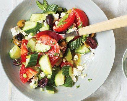 Mediterranean Grilling Menu   Bon Appetit