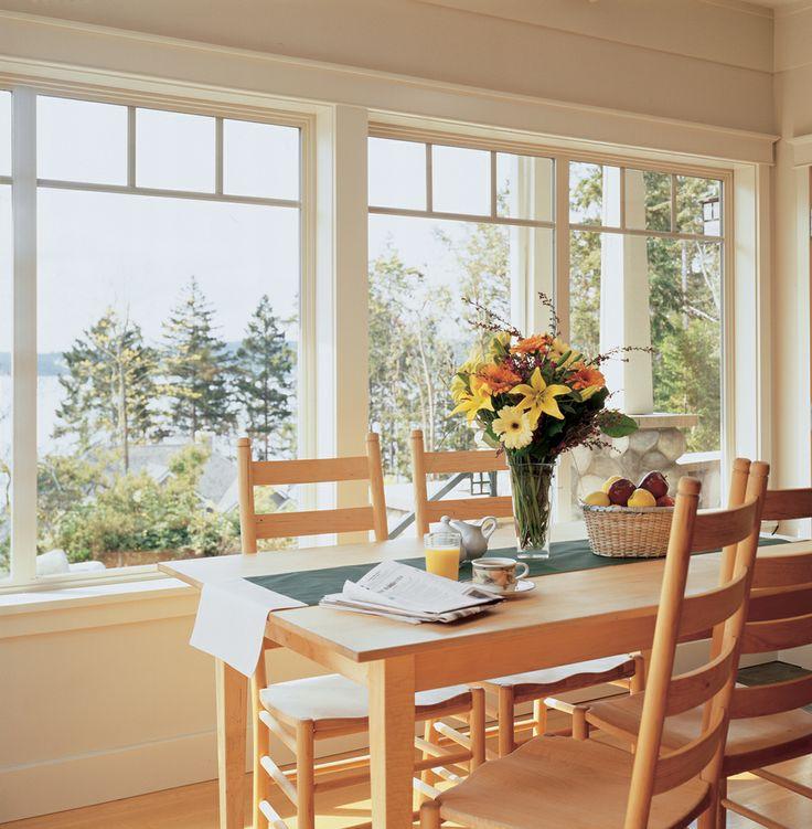 56 best traditional views images on pinterest vinyl for Milgard energy efficient windows