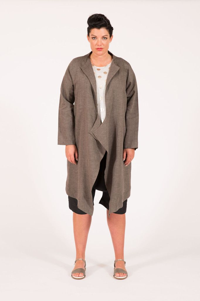 S16011a Duster Coat Grove