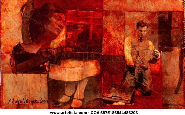 Comprar LOS DOMINIOS PERDIDOS - Pintura de Adolfo Vásquez Rocca desde 106 EUR (2015/09/11) en Artelista.com, con gastos de envío y devolución gratuitos a todo el mundo