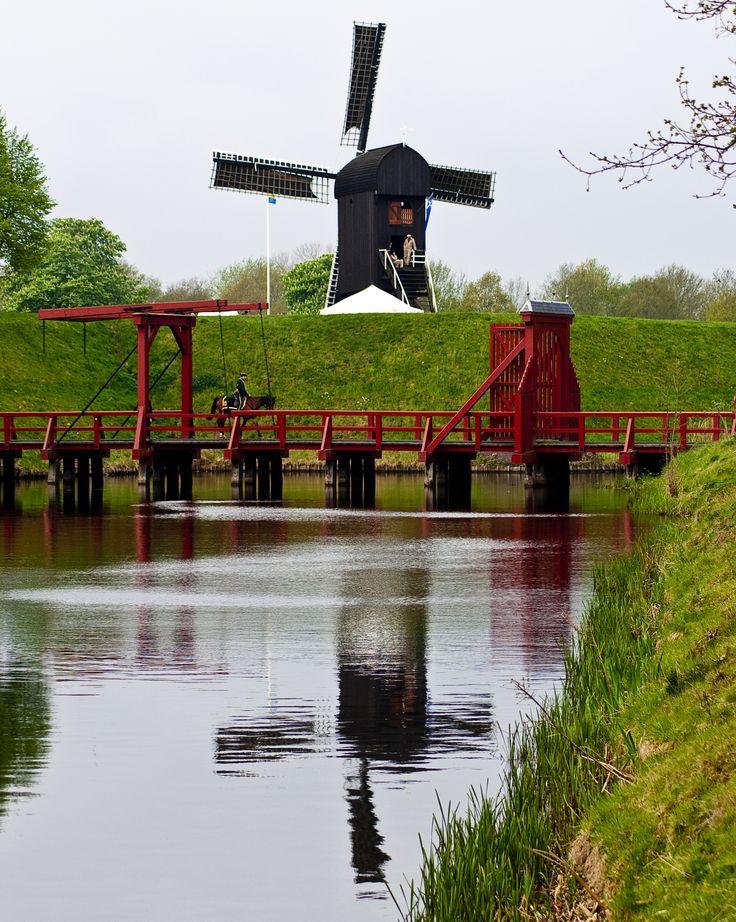♥ Bourtange, Netherlands