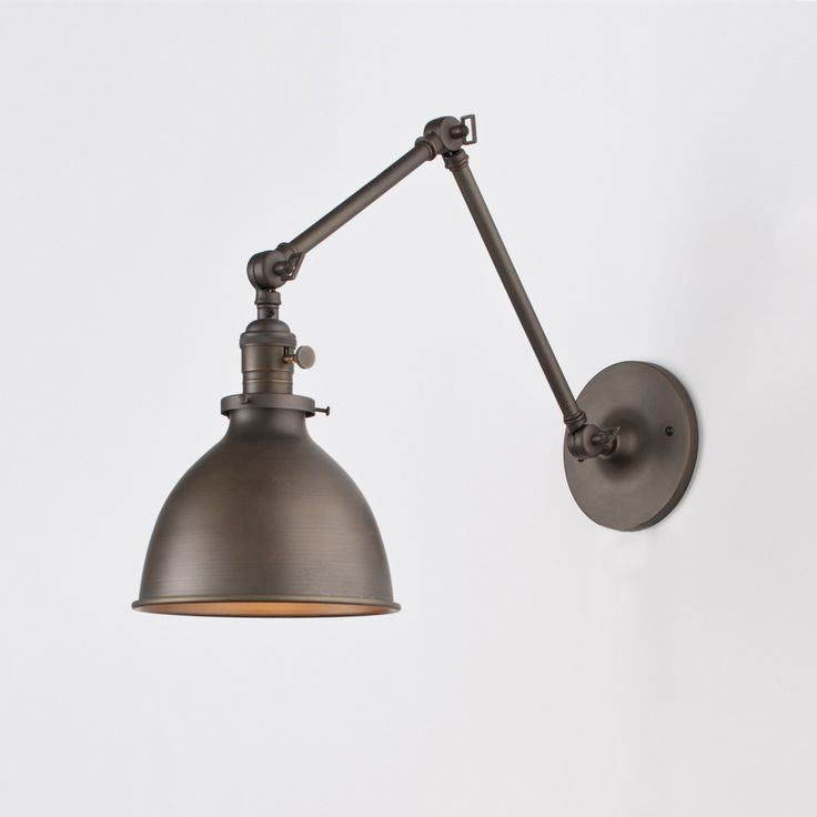 Princeton Wall Sconce Light Fixture | Schoolhouse Electric & Supply Co.: Princeton Senior, Lights Fixtures, Light Fixtures, Schoolhouse Electric, Vanities Lights, Wall Sconces, Bathroom Lights, Boys Room, Contemporary Bathroom