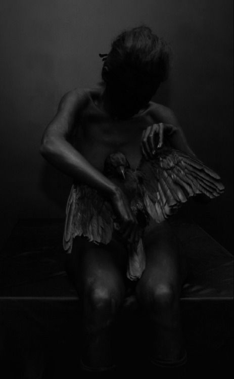 Teri Varhol Photography. Low key. Dark. Black and black