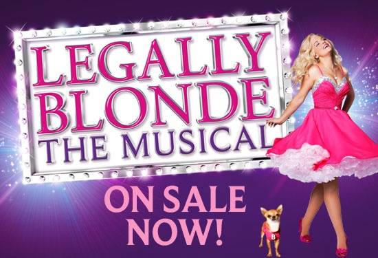 Sydney's Lyric Theatre - Legally Blonde opens 4 October, make a day of it!  #Pyrmont #Sydney #Musicals