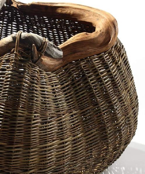 Modern basket weaving