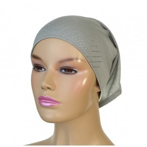 Cotton tube under scarf from www.hijabnow.com